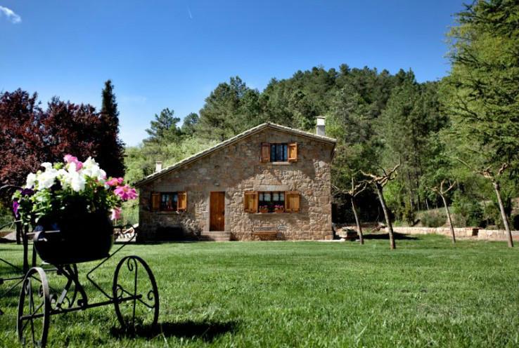 Casas rurales en el pirineo catalan elegant el parque - Casas rurales en pirineo catalan ...