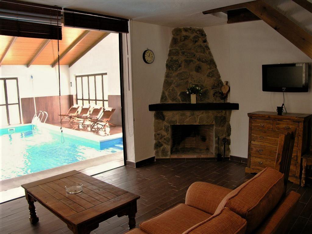 casa rural avila piscina